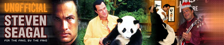 Unofficial Steven Seagal